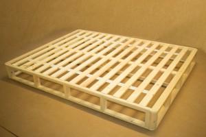 Ironwood Bedframes - Slatted Foundation